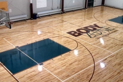 Sports: Basketball Court
