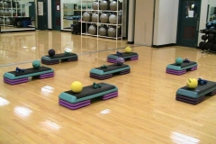 Wellness Center Group Exercise: Studio 1 - our flagship studio