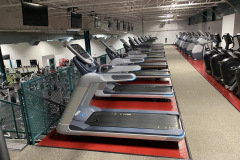 Fitness: Cardio Loft - Treadmills, Adaptive Motion Trainers and more