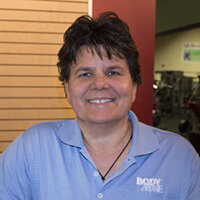 Donna Faber-Lascoskie is Body Zone's Summer Adventure Camp Administrator