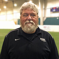 adult flag football leagues: doug miller is body zone's assistant sports director
