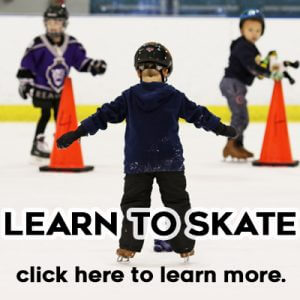 public ice skating at body zone