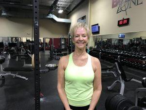 Fitness member spotlight